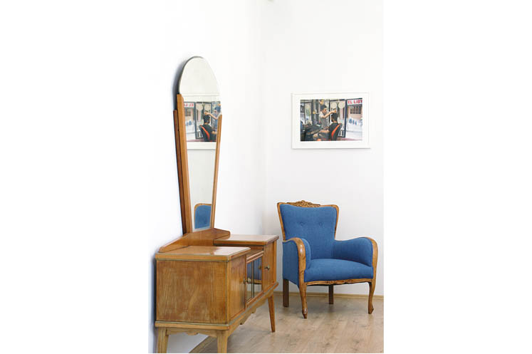 Living Istanbul-Koca Aga- Schlafzimmer Sessel