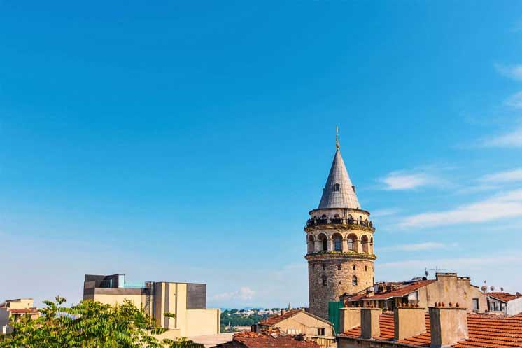 Living-Istanbul-Sahkulu-Galata-Turm-Blick