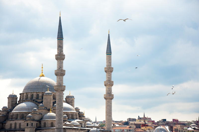 Living Istanbul-Yeni Cami